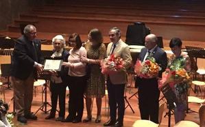 Homenaje musical a Gil Parrondo en Luarca