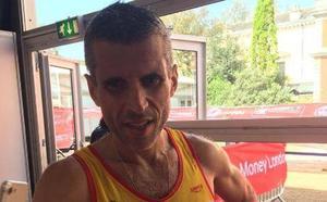 El asturiano Alberto Suárez, oro en la Copa del Mundo de maratón de Londres