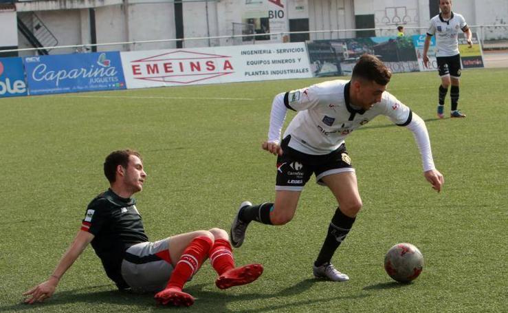 Caudal 1-2 Bilbao Athletic B, en imágenes