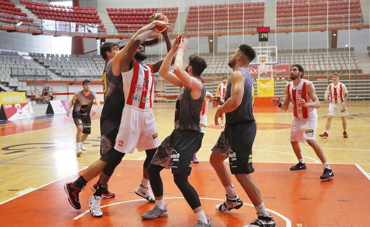 Gijón Basket 89-87 Innova Chef, en imágenes