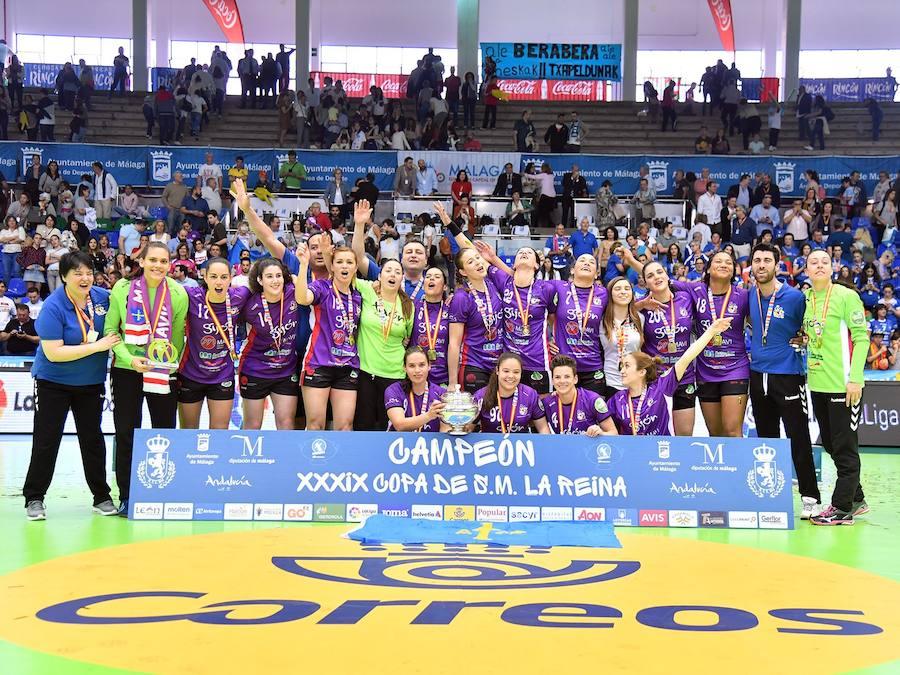 El Mavi Nuevas Tecnologías La Calzada, campeón de la Copa de la Reina