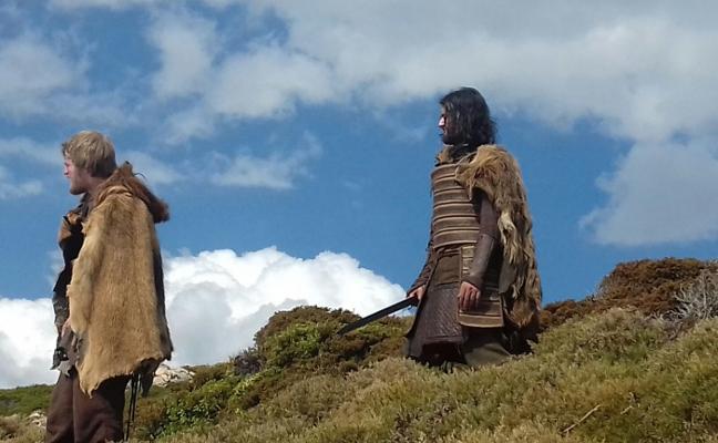 Los romanos conquistan Somiedo