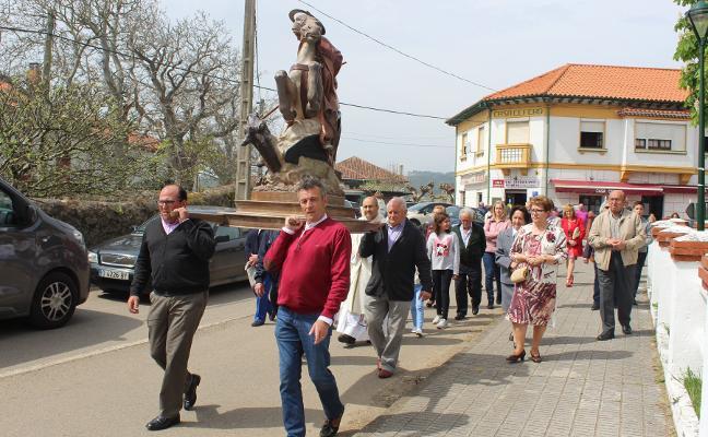 Heres y Manzaneda celebran San Jorge