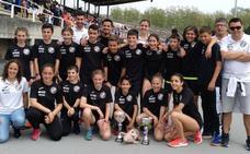 El Atletismo Ciudad de Lugones clasificado para el Campeonato de España Infantil