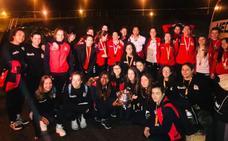 La Copa de la Reina está ya en Gijón
