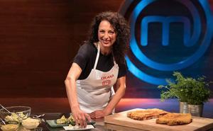 Oxana revoluciona 'Masterchef': «No hace falta mucho para cocinar rico»