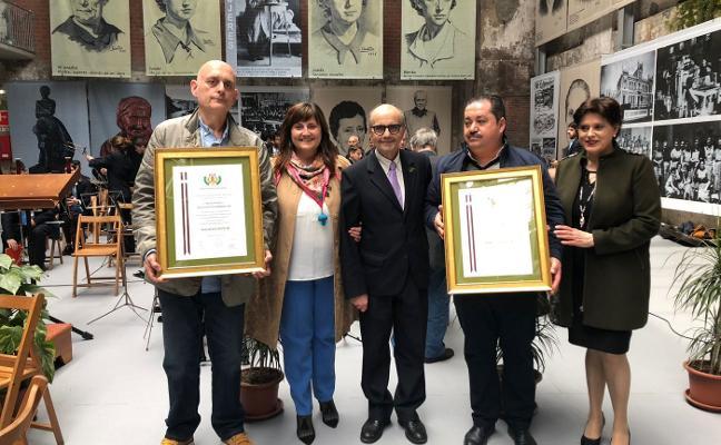 La Banda de Música nombra socio de honor al colegio Poeta Antón