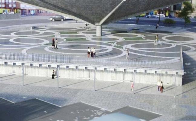 Siero priorizará la nueva plaza polesa y el centro polivalente de Lugones