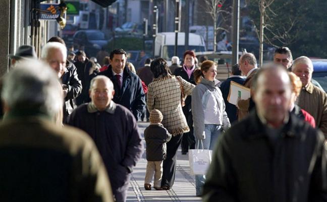 Llanera, Noreña y Siero esquivan el envejecimiento de la población asturiana