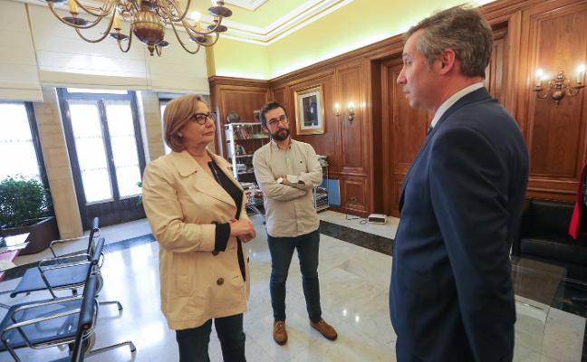 Encuentro de alcaldes con la innovación