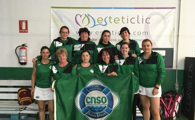 El equipo femenino se clasifica para la fase interseries