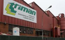 Triman paraliza sus dos fábricas y envía a la plantilla para casa