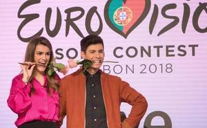 Eurovisión 2018: así será el primer ensayo de Amaia y Alfred en Lisboa
