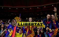 El Barça pedirá explicaciones por la retirada de camisetas en la final