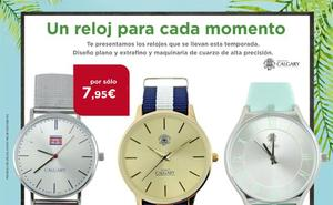 Colección de relojes CALGARY