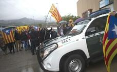 Un guardia civil en Cataluña insta al Gobierno a «extremar el celo» para prevenir «adoctrinamientos»