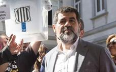 Jordi Sánchez, castigado un mes sin patio por participar en la campaña del 21-D