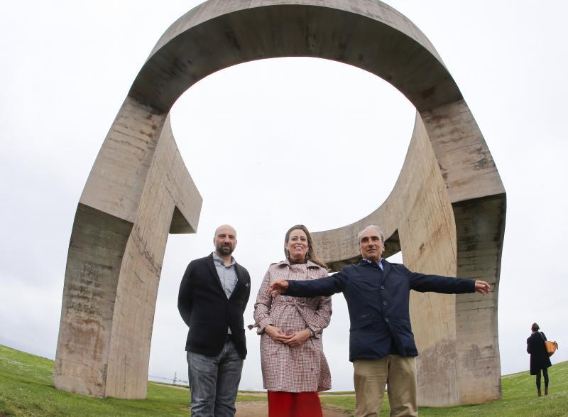 El 'Elogio' afronta tres años de restauración