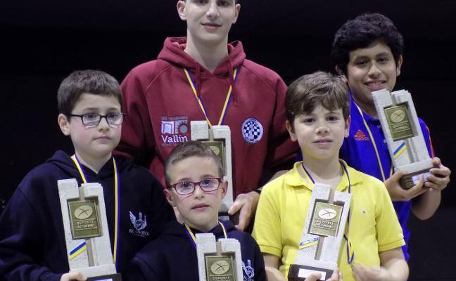 Los Juegos Escolares deparan cinco nuevos campeones