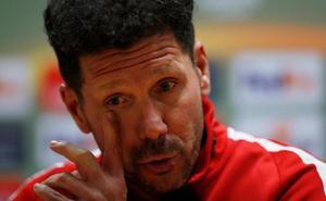 Simeone: «Valentía es lo que hace falta para llegar a una final»