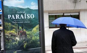 Lluvias y tormentas para el puente del Primero de Mayo en Asturias