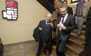 Zapatero, sobre la oficialidad: «La próxima legislatura se hará»