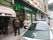 Intentan robar en la oficina de Caja Rural de Trevías
