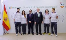 Iberdrola mantendrá su apoyo al deporte paralímpico en Tokio 2020