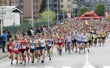 El EdP Medio Maratón de Gijón bate su récord de participantes
