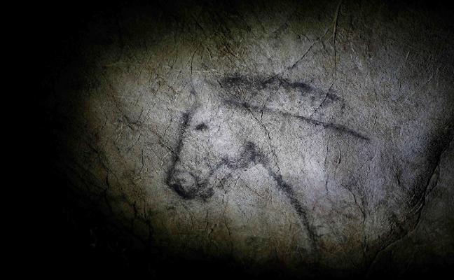 Cultura elabora un «novedoso» modelo en 3D para la cueva de Tito Bustillo