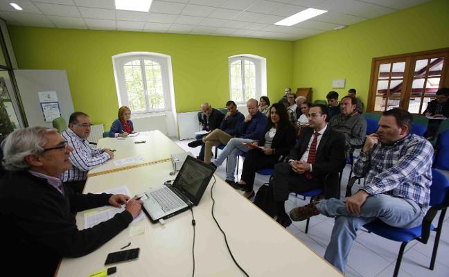 Asamblea del Leader en Benia