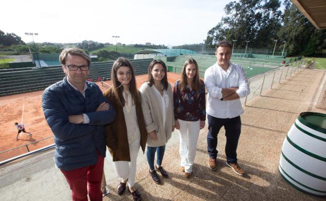 El Tenis Avilés presenta su campus