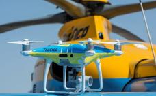 La DGT utilizará drones para vigilar las carreteras de Asturias