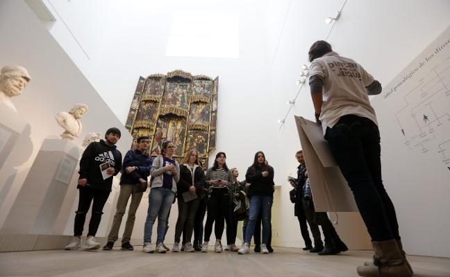 El Bellas Artes aumenta un 56% sus visitas