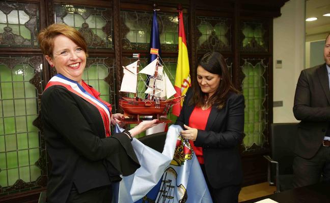 Una comisión riosellana viajará a Sanguinet en junio para ratificar el hermanamiento