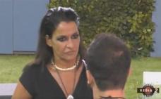 Aída Nízar saca su carácter en 'Gran Hermano Italia'
