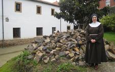 Las Clarisas de Villaviciosa escriben un poema sobre los «cerdos salvajes» de 'La Manada'