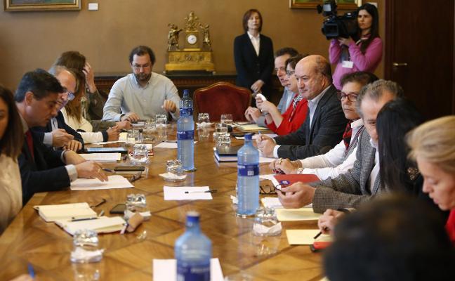El crédito extraordinario y los presupuestos estatales liberan 500 millones para Asturias