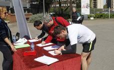 El Grupo recoge firmas para pedir el grado de Deportes en Gijón
