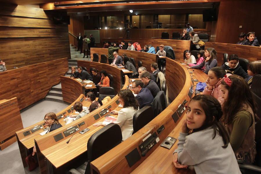 La Junta abre la Selmana de les Lletres Asturianes