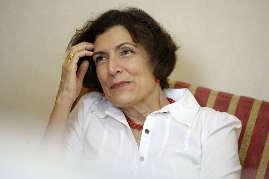 Alma Guillermoprieto, premio Princesa de Comunicación