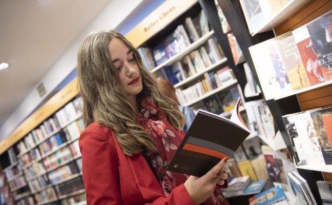 'Las voces de la marea', en la librería Cervantes