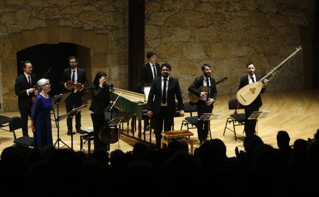 El canto bien dicho de Sara Mingardo y Forma Antiqva llena en Oviedo