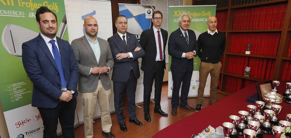 El XXII Trofeo EL COMERCIO-ABANCA levanta el telón