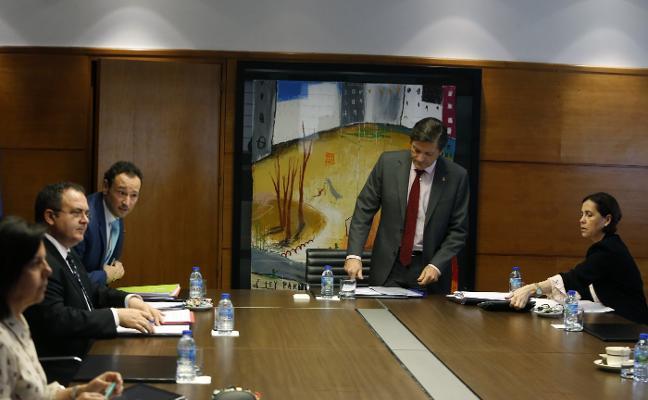 El Principado facilita que empresas asturianas compitan por los contratos de obra pública