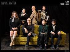 'La valentía', de Alfredo Sanzol, otro estreno nacional en el Teatro Palacio Valdés