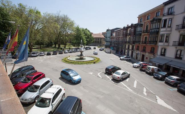 La reforma de El Muelle impulsa la conexión peatonal del casco histórico