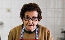 Fallece Amalia García, la histórica cocinera del Parador de Tarna