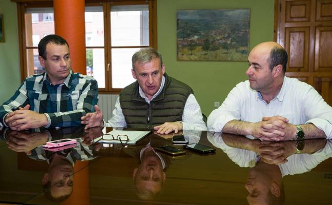 Parres destina 80.000 euros a eliminar las barreras arquitectónicas de Arriondas