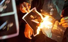 La Audiencia Nacional ya no ve delito en quemar fotos del Rey